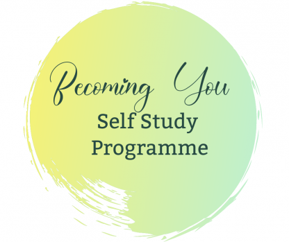 Becoming You Self Study Programme